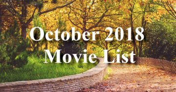 October 2018 Movie List - tiradadedados.com